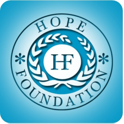 Logo der Hope Foundation