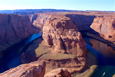 Horseshoe Bend – Arizona (Foto JD)